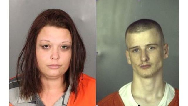 Couple faces charges fleeing police with a child