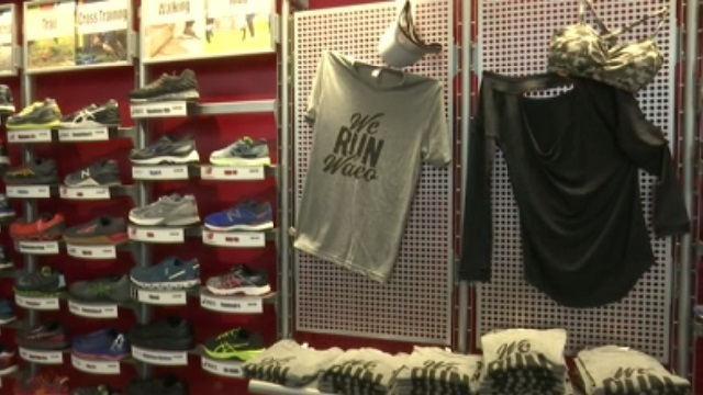 Waco Running Company opens at new location