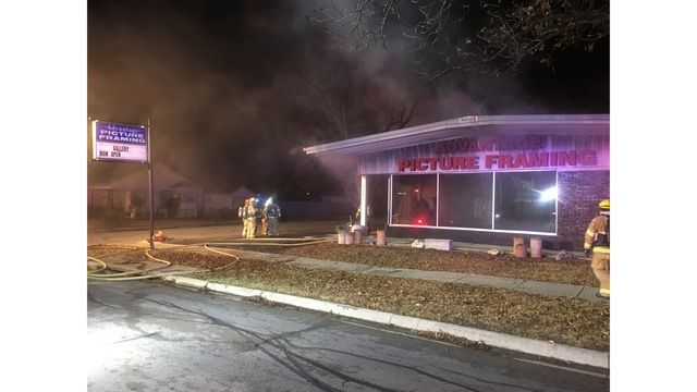 Framing business burns in Temple - FOX44 - Local News , Weather ...