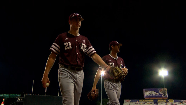 Aggies Vanquish the Demons with Five-run Sixth Inning