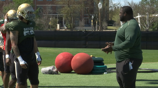 The Sky Is The Limit for Baylor's Defensive Line