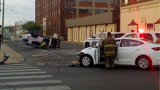 No serious injuries in morning rollover