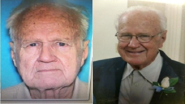 Silver Alert issued for elderly man