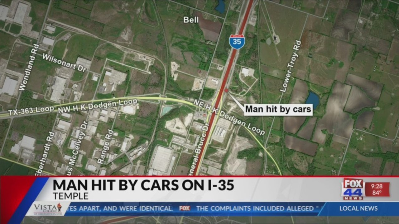 UPDATE: Man hit and killed by truck in Temple identified