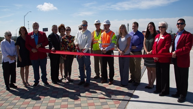 TxDOT, City of Temple host ribbon cutting for interchange project