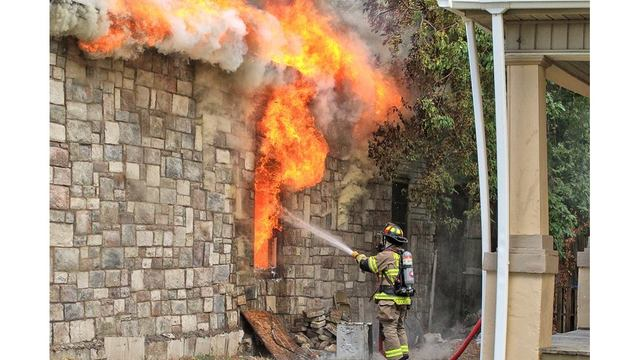 House gutted by fire in Hillsboro