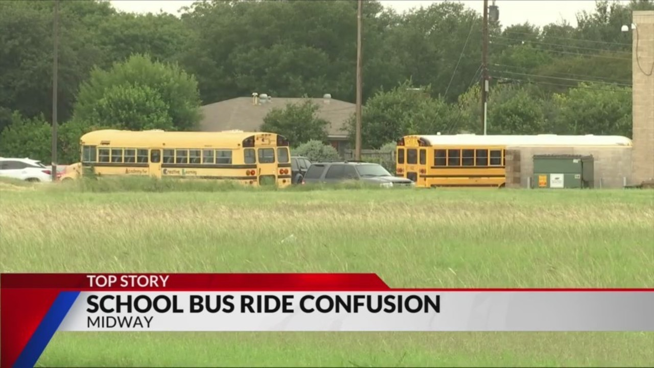Midway ISD addressing dismissal protocols after child boarded wrong bus