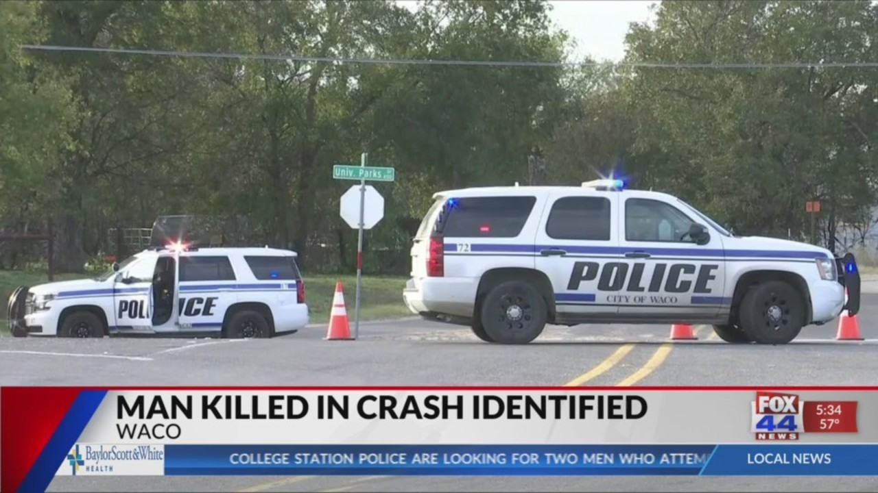 identity revealed of man killed in crash with gravel truck