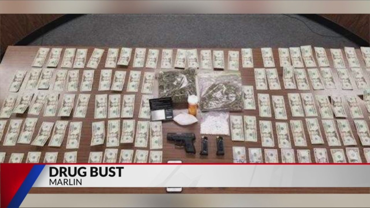 Drug Bust In Houston Today