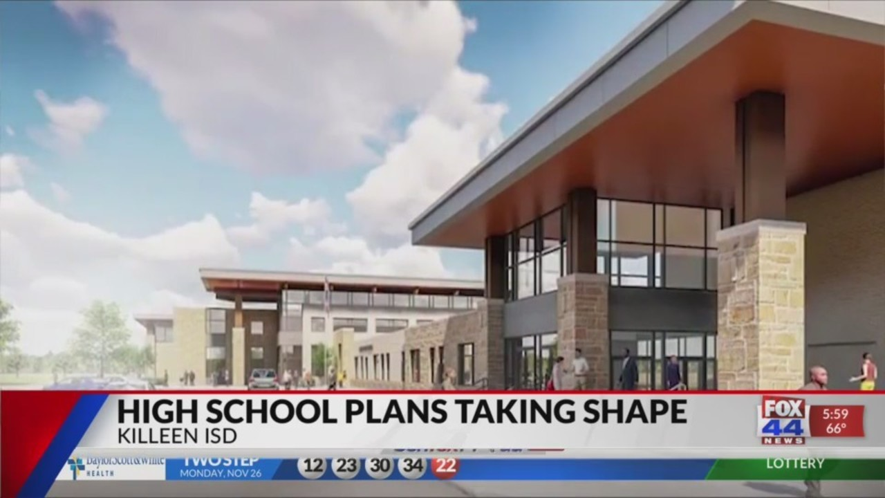 New plan for Killeen HS unveiled