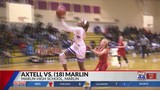 Marlin Rolls Past Axtell 55-25