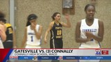 No. 3 Connally Girls Hold Off Strong Challenge From Gatesville