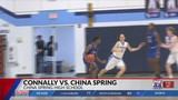 Connally Boys Bounce back with Win Over China Spring