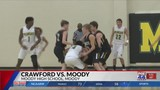 Crawford Boys Defeat Moody 55-46 in Double OT