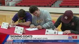 Groesbeck Signing Day