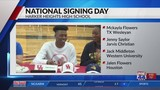 Harker Heights Sends Four To The Next Level
