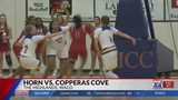 Copperas Cove Lady Dawgs Fall to Mesquite Horn