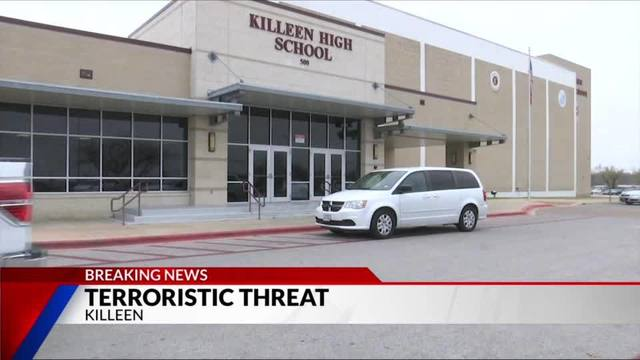 Killeen ISD Police charge student with felony for