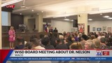 Waco ISD school board takes no action on superintendent's arrest