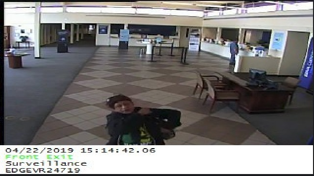 Belton and Round Rock police investigating similar bank robberies