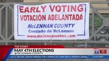 Early Voting ends on April 30