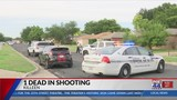 Killeen shooting victim identified